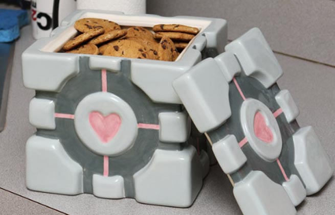 Portal cookie jar