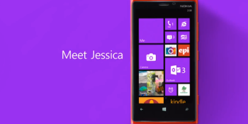 Microsoft features Jessica Alba and Gwen Stefani in new Windows Phone 8 ads