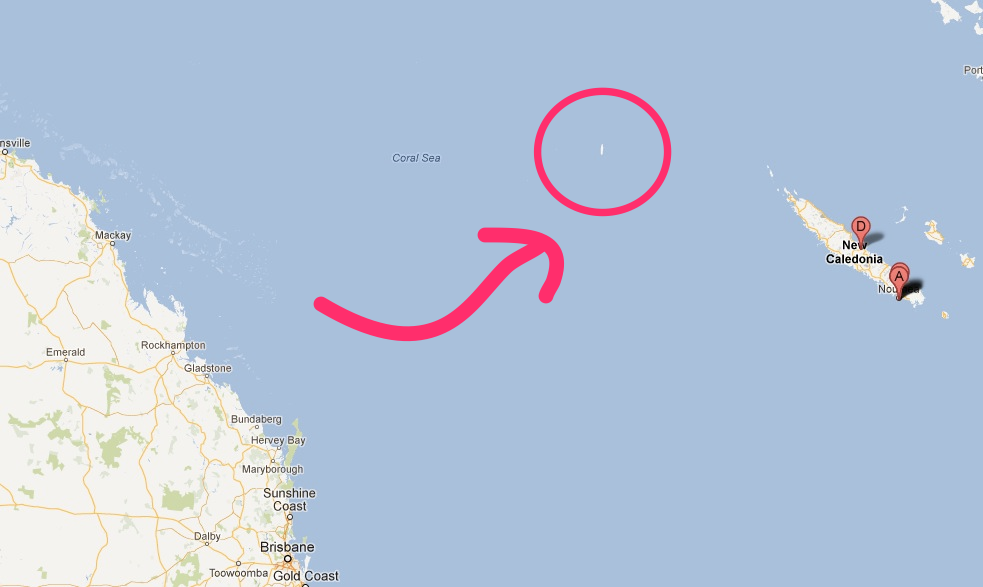 Maria Island Map Google
