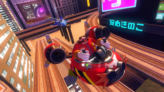 Sonic & All-Stars Racing Transformed 1