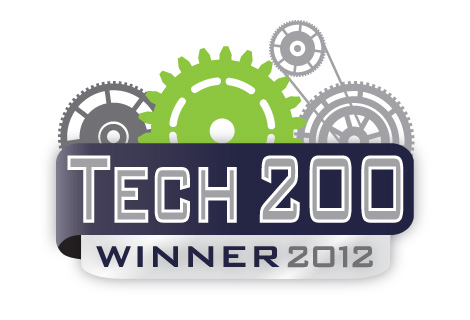 tech 200 badge