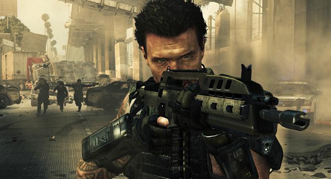 Wii U Call of Duty Black Ops 2