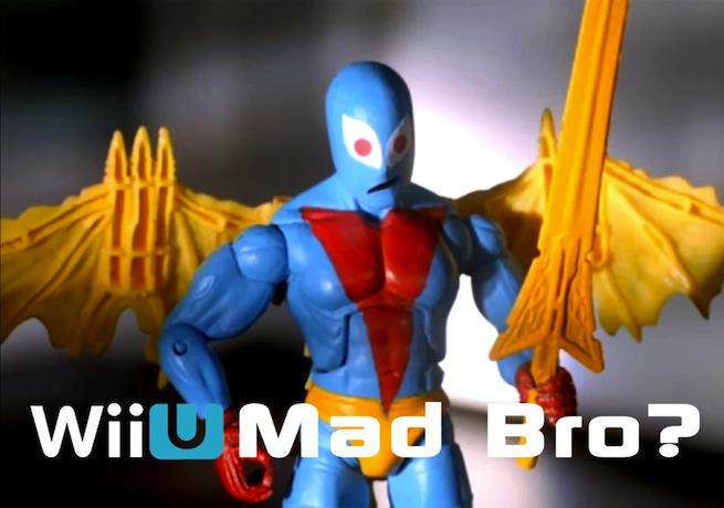 """WiiU Mad Bro?"" by Bomba Suski"