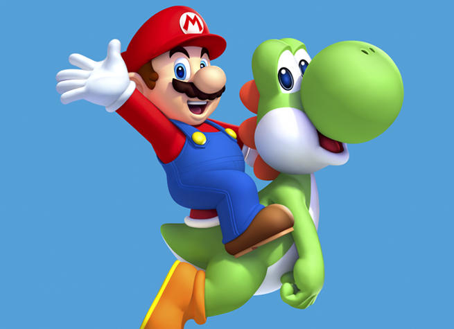 New Super Mario Bros. U is far from new (review) | VentureBeat