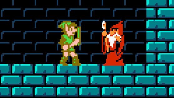 Zelda II: Adventure of Link