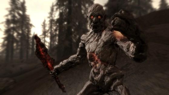 The Elder Scrolls V: Skyrim Dragonborn is a pint-sized Morrowind