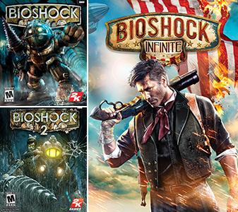 BioShock box art
