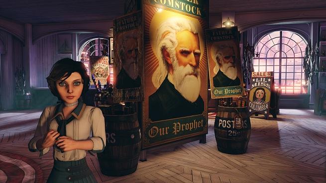 BioShockInfinite -- Elizabeth