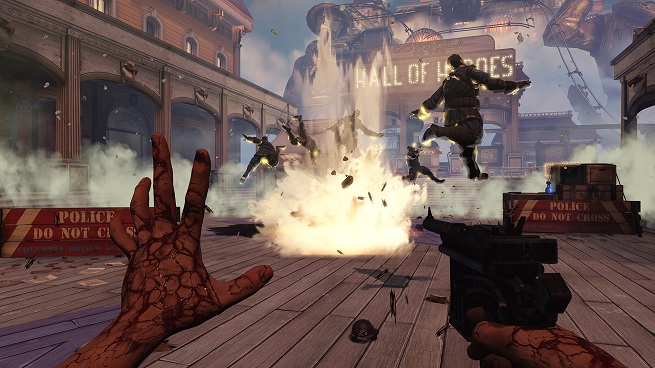 BioShock Infinite -- Vigor