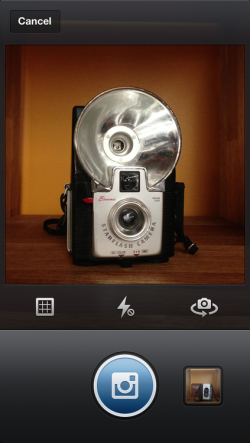 Instagram's new camera