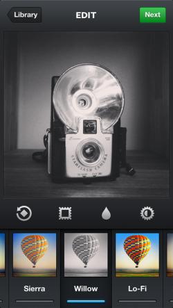 Meet Willow, Instagram's newest filter