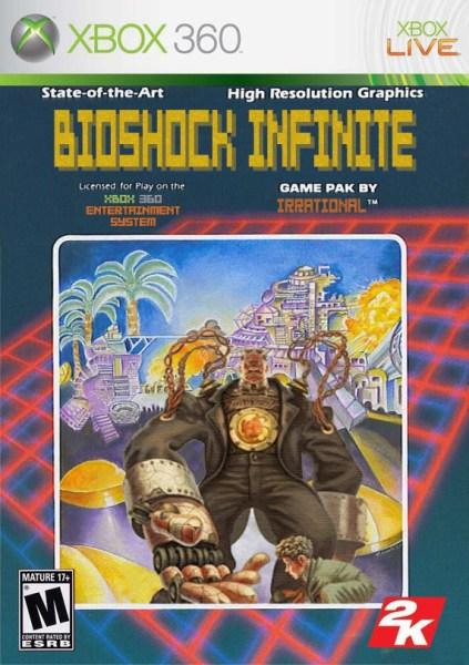 5 worse BioShock Infinite covers | VentureBeat