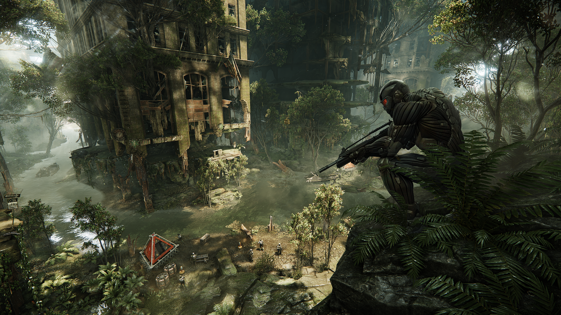 Building Car Game >> Here's what it takes to run Crysis 3 on its highest settings | GamesBeat
