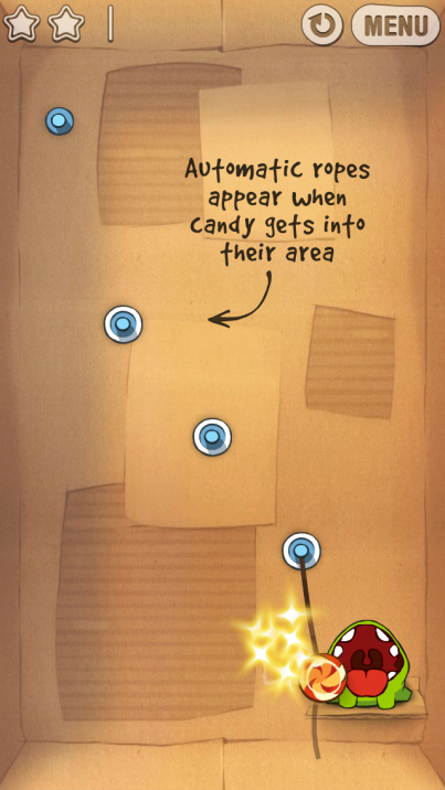 Cut the rope_best mobile apps