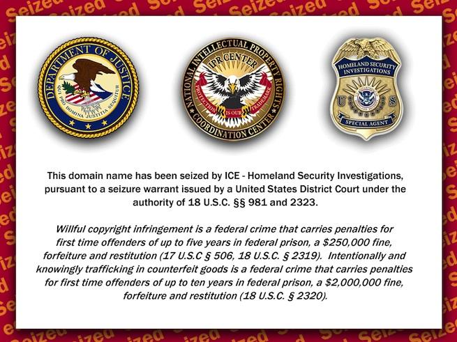 domain-seized