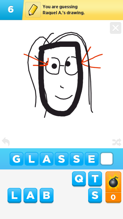 Draw Something_best mobile games