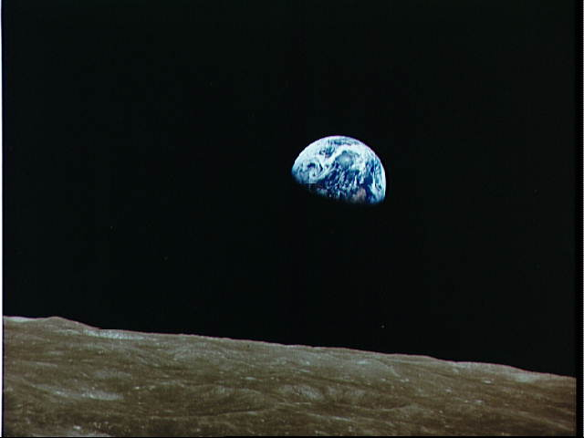 """The """"earthrise"""" photo inspired a generation of green activists"""