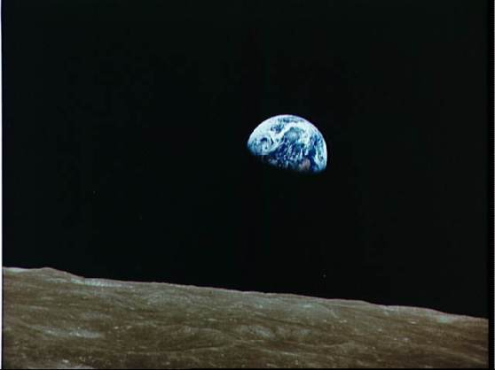 "The ""earthrise"" photo inspired a generation of green activists"