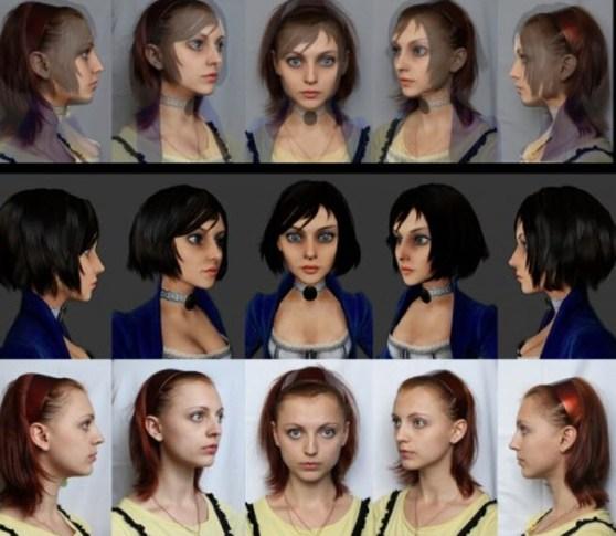 Elizabeth and Anna Moleva comparison