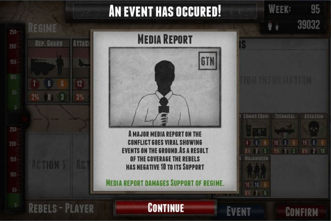 Game the News