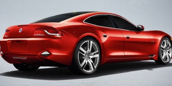 Department of Energy may sell Fisker Automotive