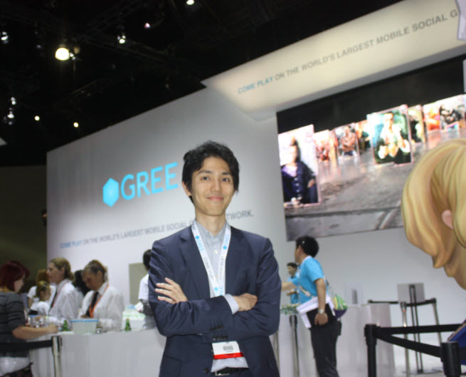 Japan's Gree goes big in 2012.