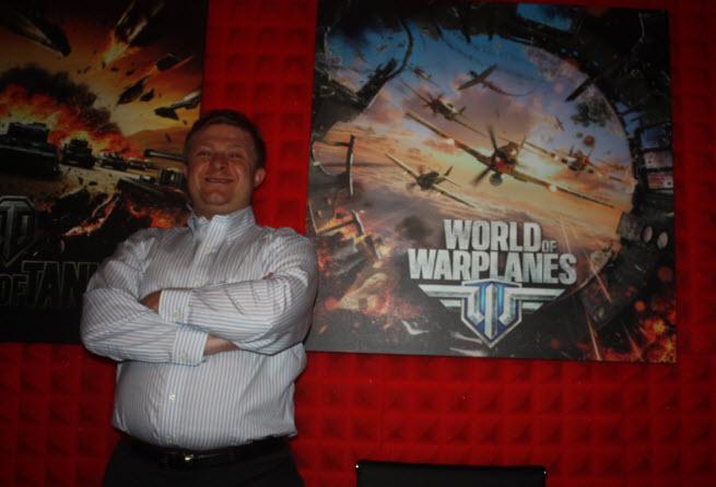 Victor Kislyi of Wargaming