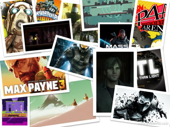 GamesBeat Best Soundtracks of the Year 2012