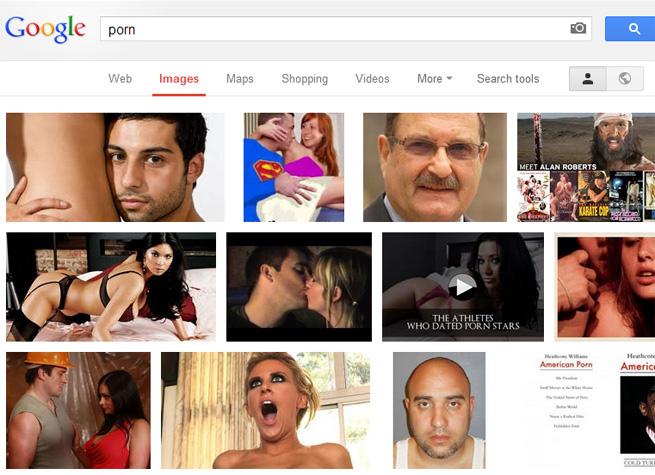 google-porn