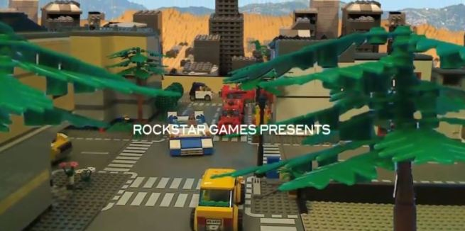 GTAV Lego