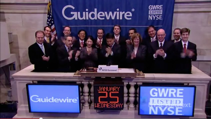 Guidewire Software IPO