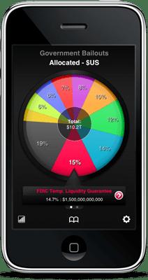 Roambi's iPhone app
