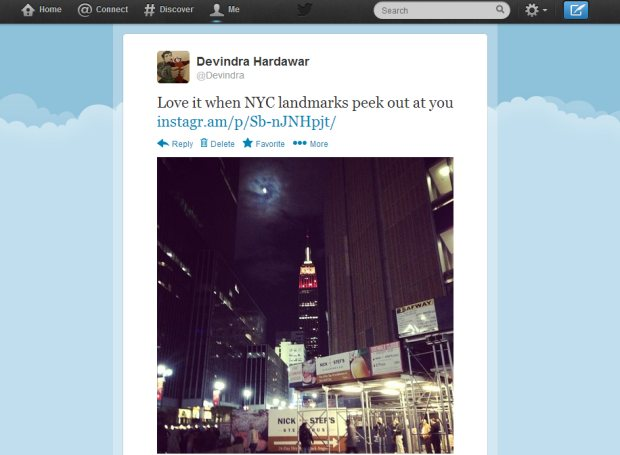 InstaTwit: A Chrome extension that solves the Instagram/Twitter