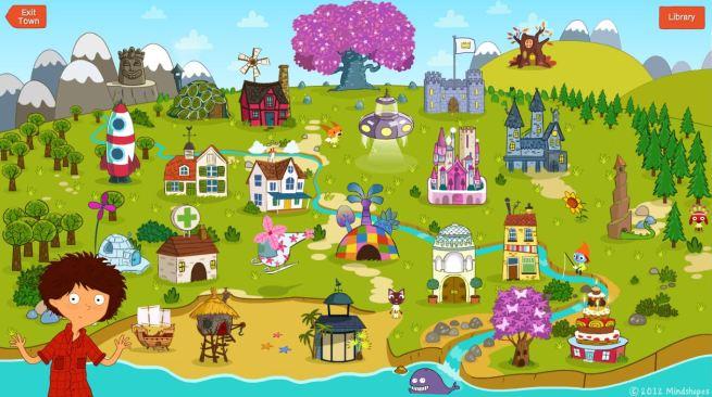 Mindshapes apps for kids