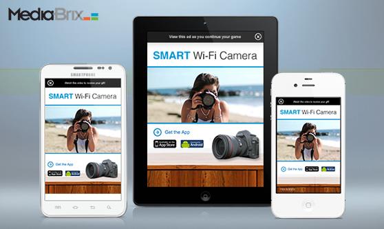 Mobile apps from MediaBrix.
