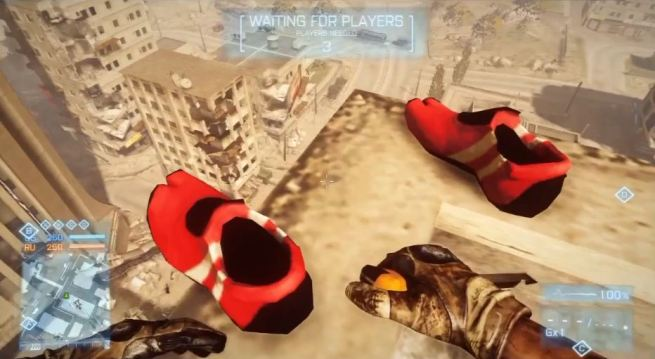 Mirror's Edge Battlefield 3 DICE