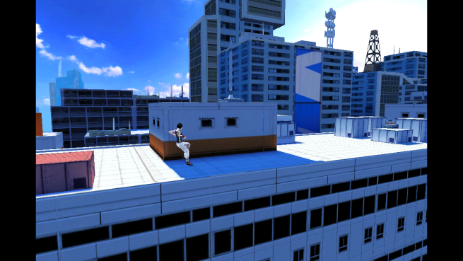 Mirrors Edge_best mobile games