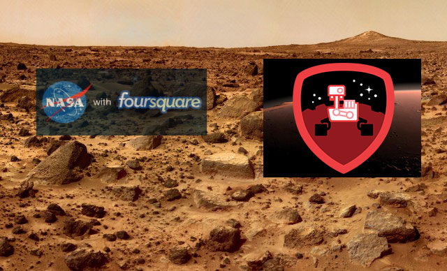 NASA Foursquare