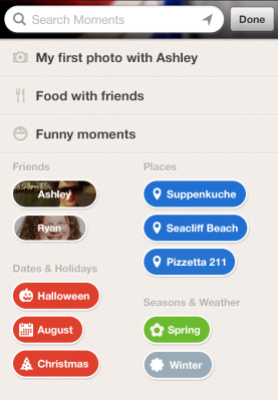path search