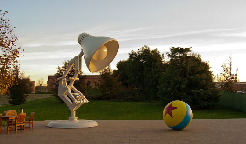 pixar lamp comes to life in new zealand project venturebeat