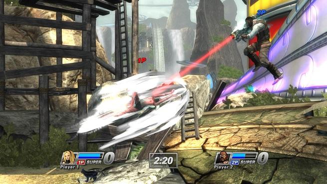 PlayStation All-Stars -- Kat vs Emmett Graves