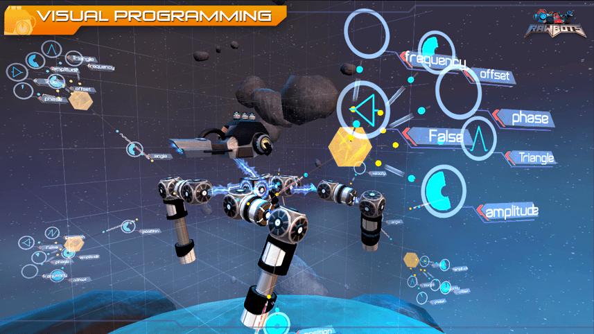 Robot Building Games Unblocked