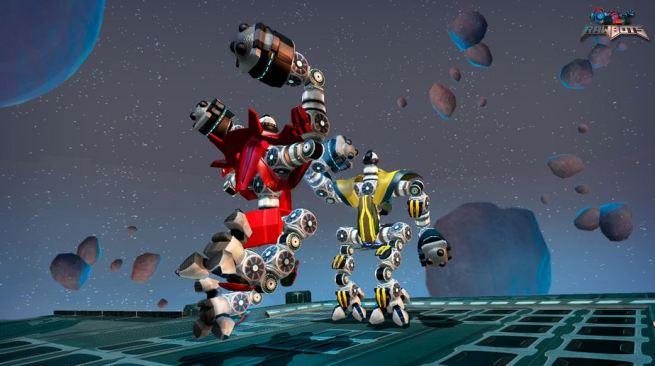 Rawbots