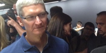 Apple CEO Tim Cook's employee approval rating dips, but still high in spite of issues