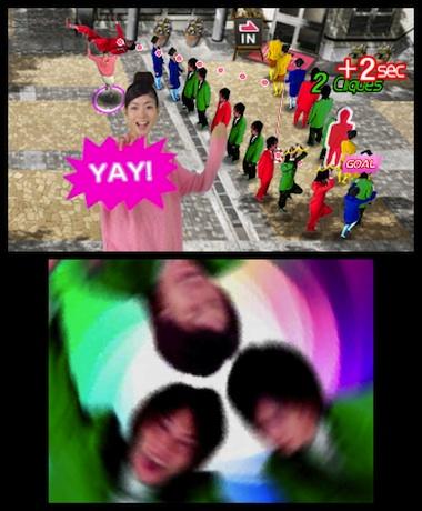 Tokyo Crash Mob 3DS