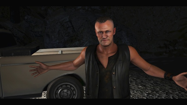 The Walking Dead: Survival Instinct Merle