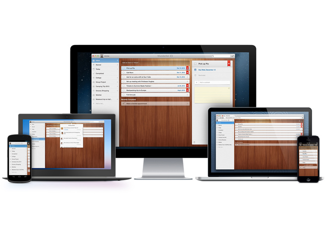 Wunderlist 2 launches on iOS, Android, & more to make your