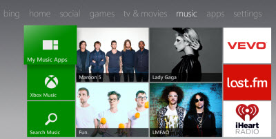 Xbox 360 to get 40 new entertainment apps on Xbox Live | VentureBeat