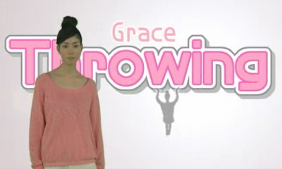 Grace is one of the controllable characters in Tokyo Crash Mobs. In here levels, the player must throw the scenesters.