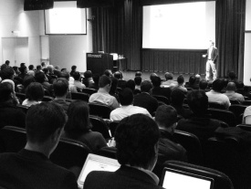 At Alchemist's packed Demo Day in Mountain View, Calif.